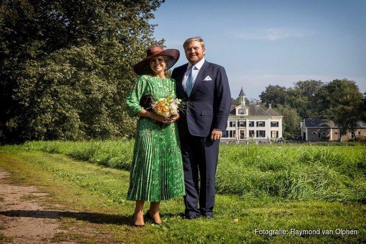 CdK Heidema kijkt terug op zeer geslaagd streekbezoek Koninklijk paar
